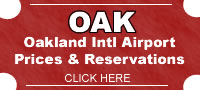 Airport Shuttle Service to Oakland International Airport